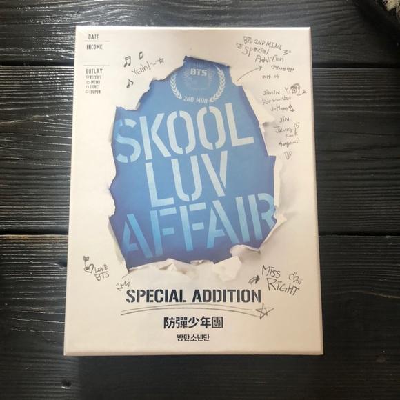 BTS Skool Luv Affair- Special addition